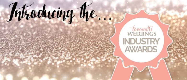 Taranaki Wedding Industry Awards