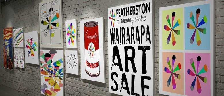 Wairarapa Art Sale