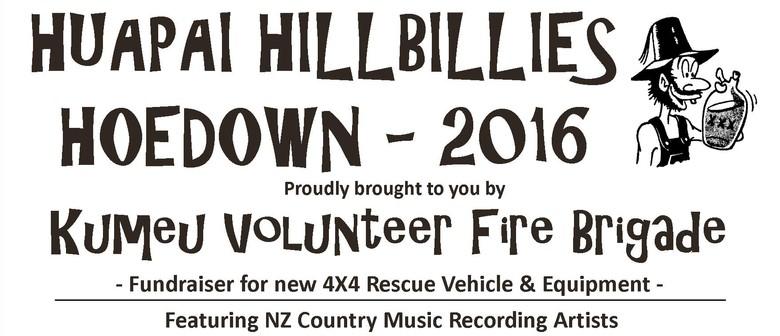 Kumeu Volunteer Fire Brigade Huapai Hillbillies Hoedown