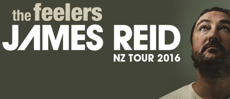 James Reid Live