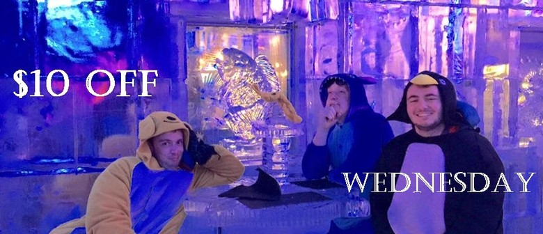 $10 off: Wicked Frozen Wednesday