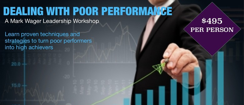 Dealing With Poor Performance