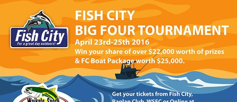 Fish City Big Four Tournament