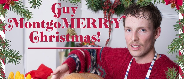 Guy MontgoMERRY Christmas