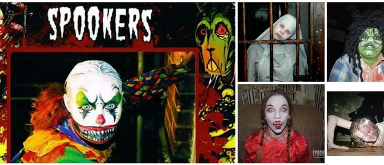 Spookers For Kids - Taste of Terror - R.8 years