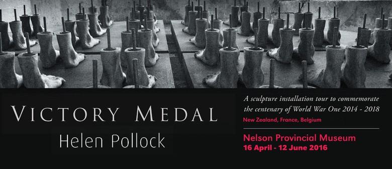 Victory Medal Sculpture
