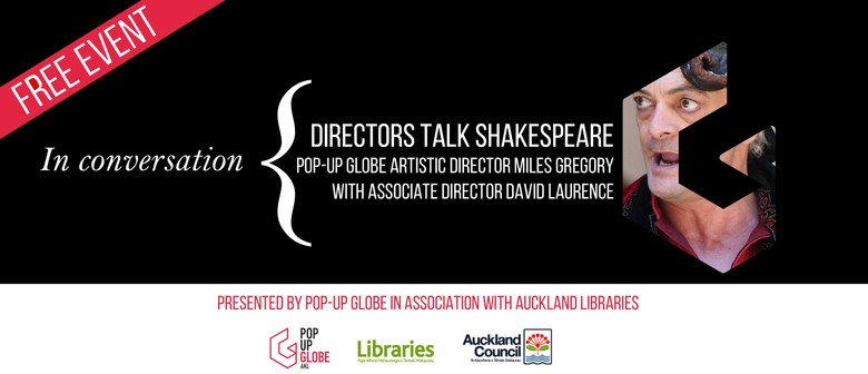 In Conversation: Directors Talk Shakespeare