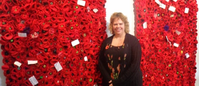 Open Day With Poppy Panel Display