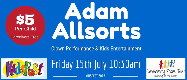 Showtime With Adam Allsorts