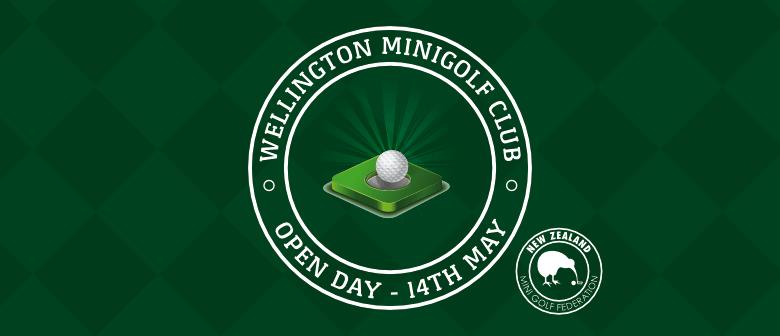 Wellington Minigolf Club Open Day