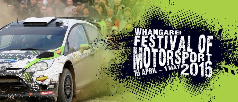 Whangarei Festival of Motorsport
