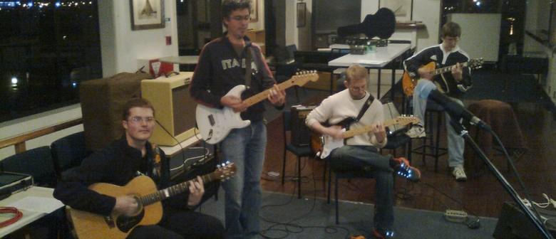 GANZ Guitar Jam