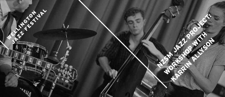 NZSM Jazz Project: Workshop With Karrin Allyson