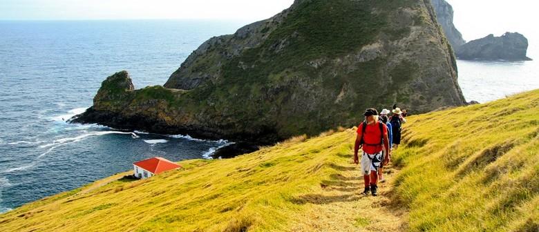 Deep Water Cove - Walk 10 - BOI Walking Weekend