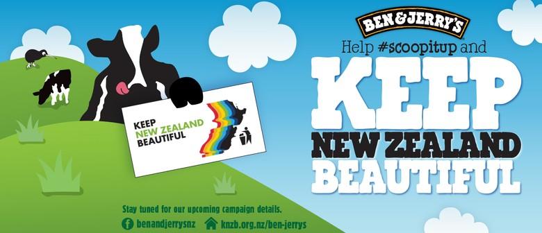 Ben & Jerry's: Keep New Zealand Beautiful