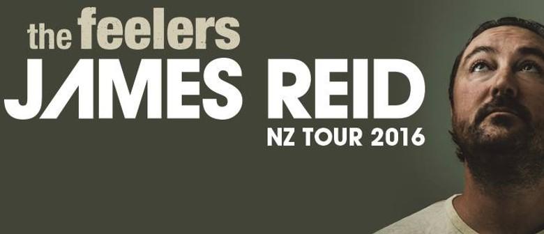 James Reid: CANCELLED