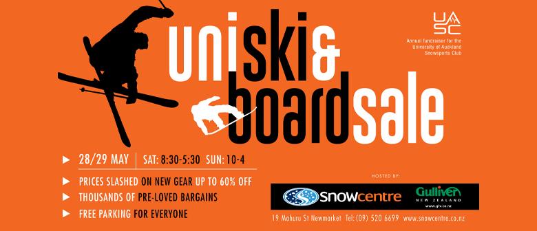 University Ski & Board Sale 2016