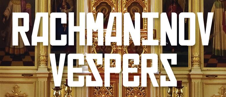 Bach Musica NZ presents: Rachmaninov Vespers