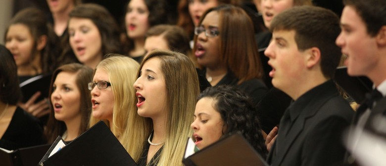 New Pacer Singers - A Choral Concert