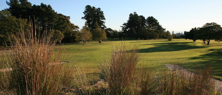 1st Annual Men's Day Out Golf Tournament