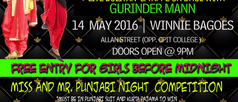Punjabi Night