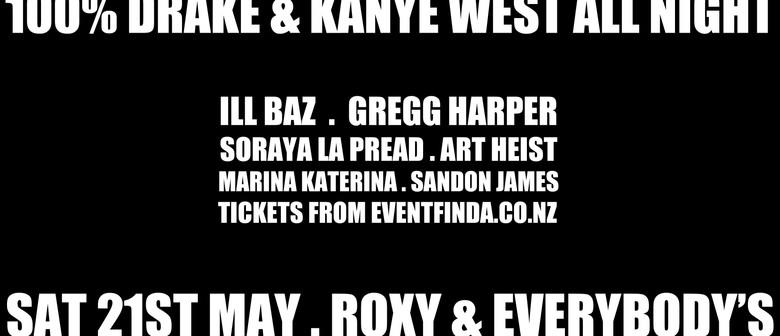 Kanye West Vs Drake