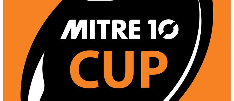 Mitre 10 Cup 2016: Bay of Plenty Steamers vs Manawatu