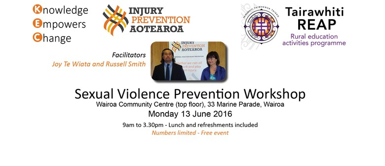 Sexual Violence Prevention Hui