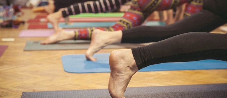 Youth Yoga - Stretch, Breathe, Relax and Have Fun
