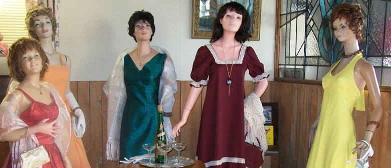 60 Years of Evening Gowns - 1920s to 1970s - Masterton - Eventfinda