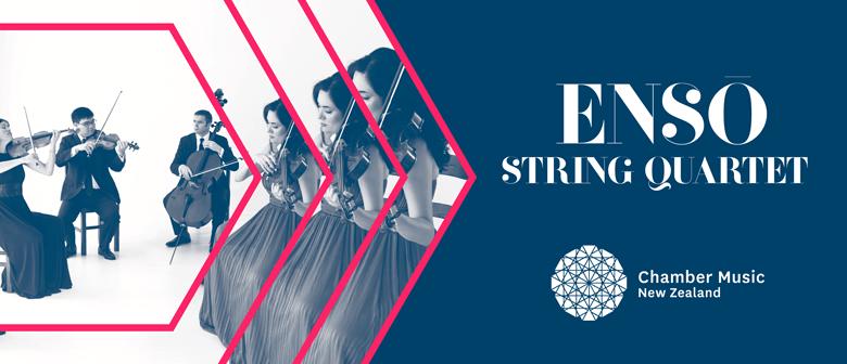 CMNZ presents: Ensō String Quartet
