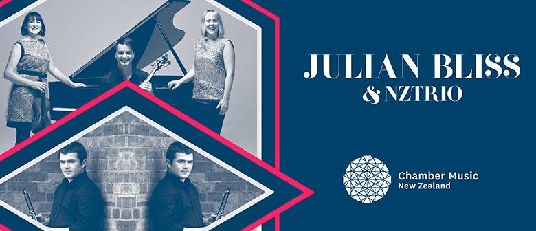 CMNZ presents: Julian Bliss and NZTrio