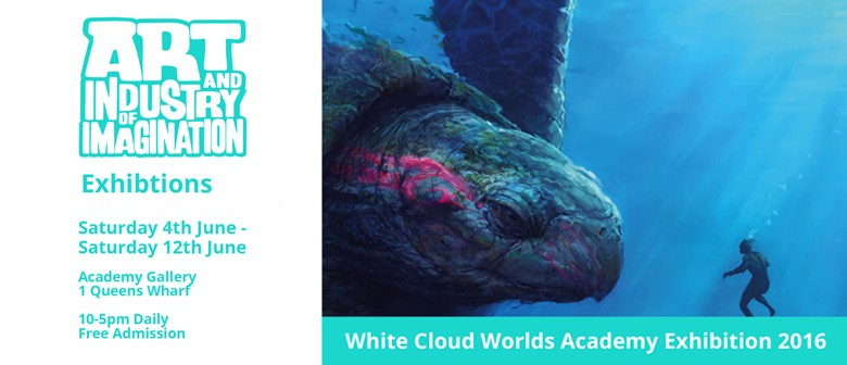 White Cloud Worlds Academy Exhibition