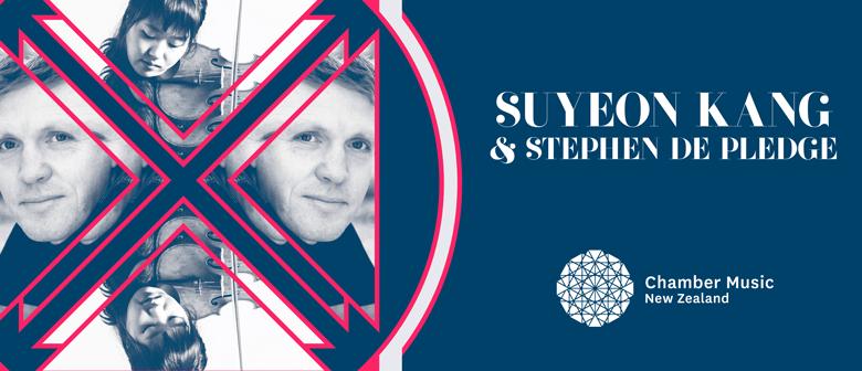 CMNZ presnts: Suyeon Kang & Stephen De Pledge
