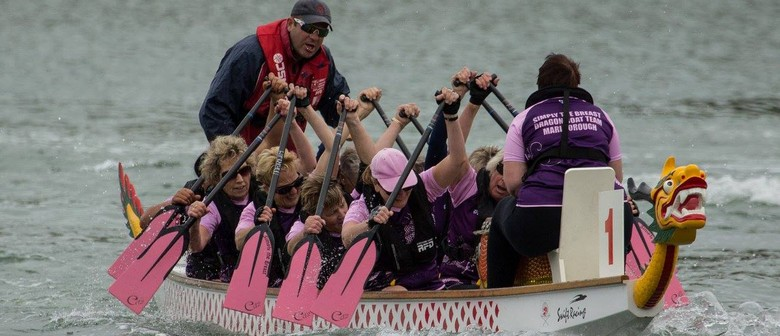 Give It a Go In a Dragon Boat: CANCELLED