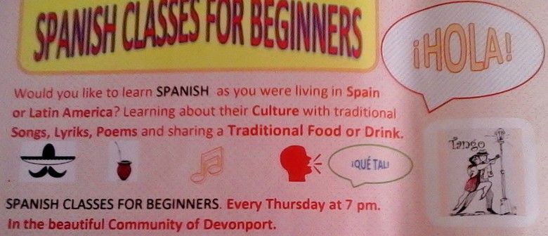 Spanish Classes for Beginners With Culture and Games