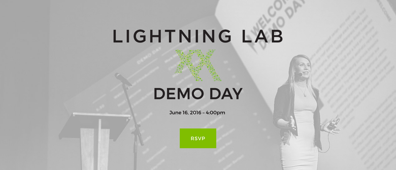 Lightning Lab XX Demo Day