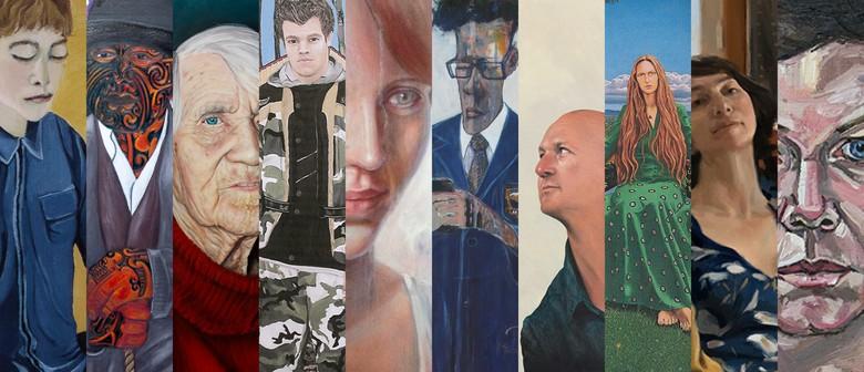 Adam Portraiture Award - Closing Day