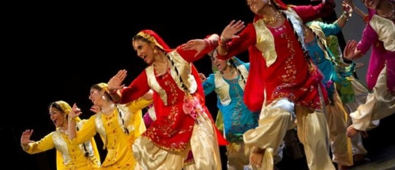 Bollywood Dance for Adults: POSTPONED