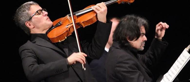 Festa Della Repubblica Italiana Violin and Piano Concert