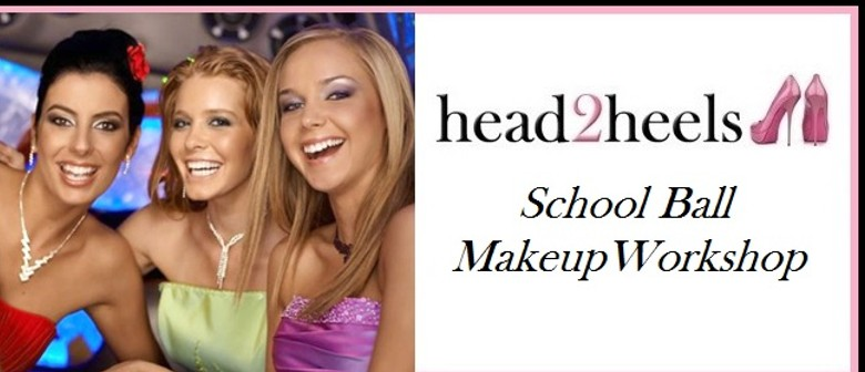 Head2heels School Ball Makeup Workshop