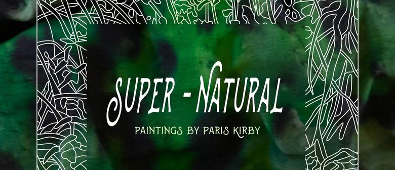 Paris Kirby Artist Presentation