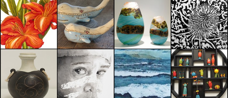 Art of Winter Exhibition - Taupo Winter Festival 2016