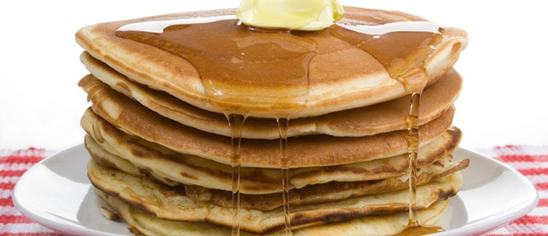 Pak'n Save Pancake Breakfast - Taupo Winter Festival 2016