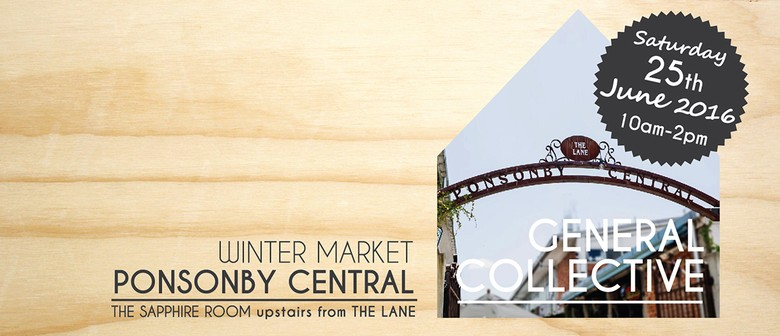 General Collective At Ponsonby Central - Winter Market