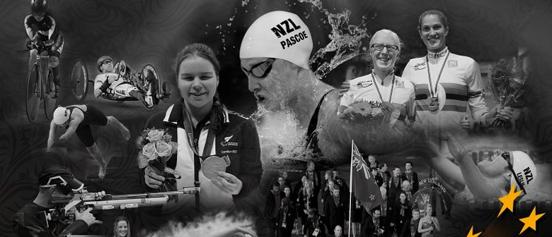 100 Days to Rio At Te Papa With Paralympics NZ