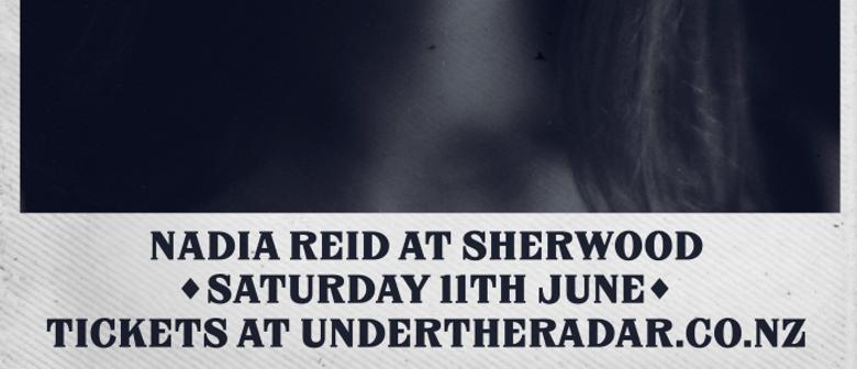 Nadia Reid European Homecoming Show