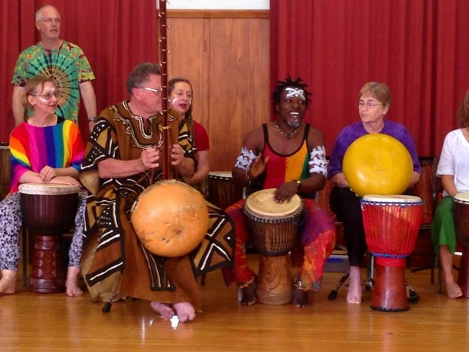 Kaiwaka African Drumming And Dance Classes