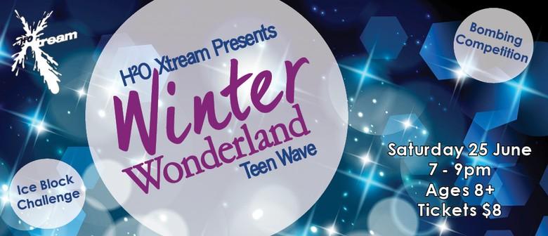 Winter Wonderland Teen Wave