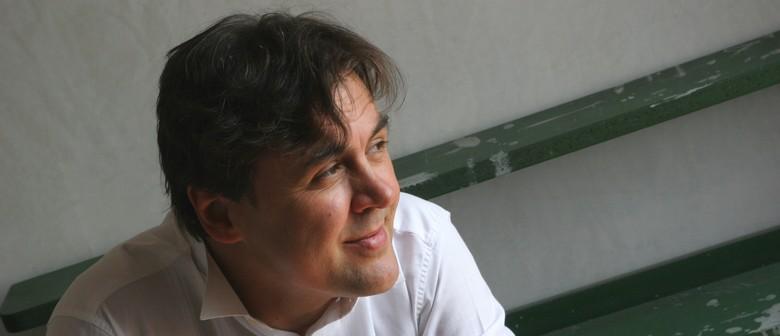 Fazioli Concert Series: Oleg Marshev Playing Brahms & Ravel